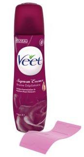 suprem essence de Veet