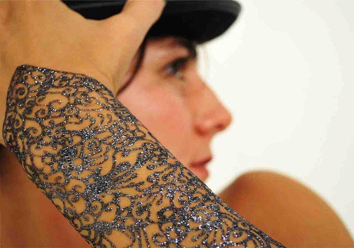 tatouage bijou