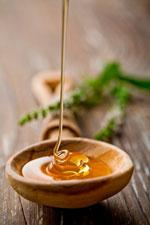 masque au miel