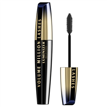 mascara volume million de cils luminizer l'oreal