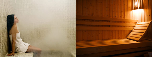 differences hammam et sauna