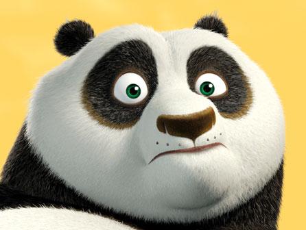 panda cernes