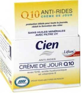 crème antirides Cien Lidl