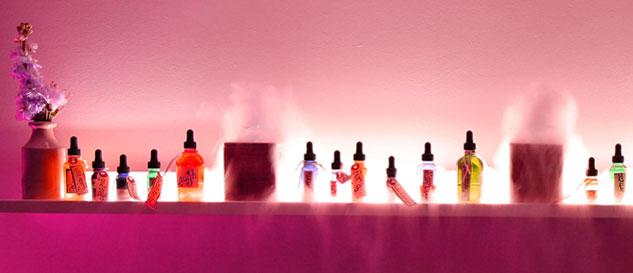 huiles essentielles lush
