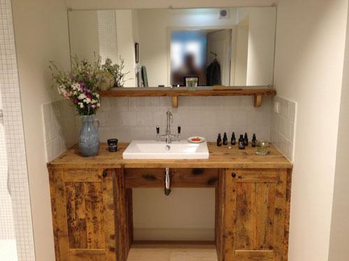 salle de bain lush