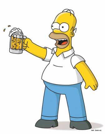 homer bière