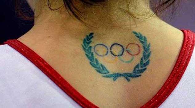 jo 2012 londres tatouage
