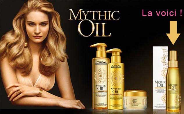 Mythic Oil de L'Oréal Professionnel