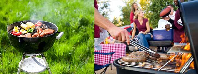 barbecue et santé