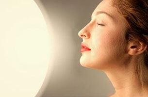 luminothérapie lampe