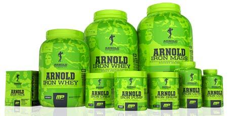 produits arnold series mp