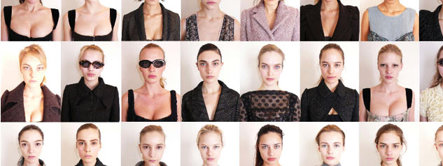 mannequins sans maquillage blog