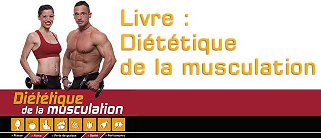 Livre Diététique de la musculation