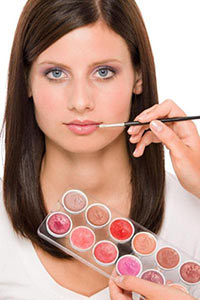 maquillage femme relooking