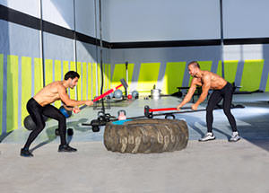 crossfit exercice