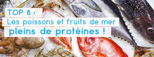 poisson proteines