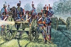 canons artillerie Napoléon