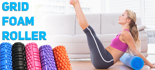 grid foam roller exercices