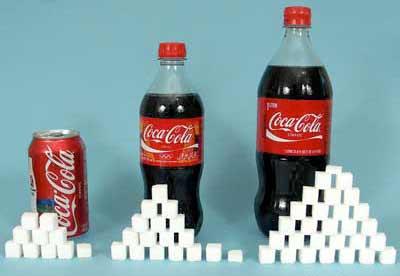 nombre de sucre coca cola