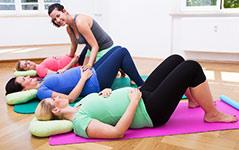 exercices femme enceinte