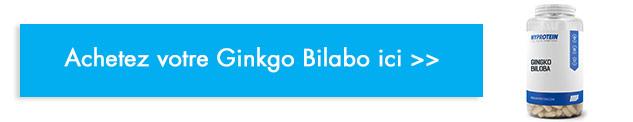 acheter Ginkgo Bilabo feuille extrait